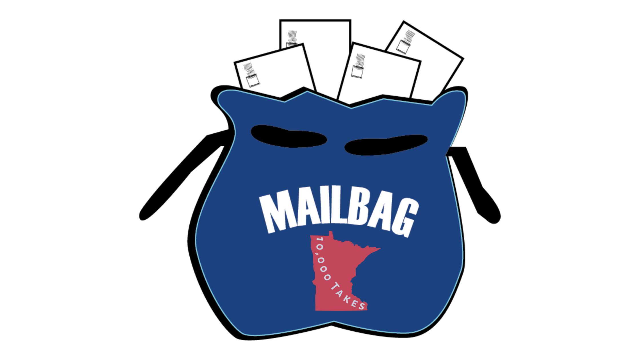 10K Takes Mailbag